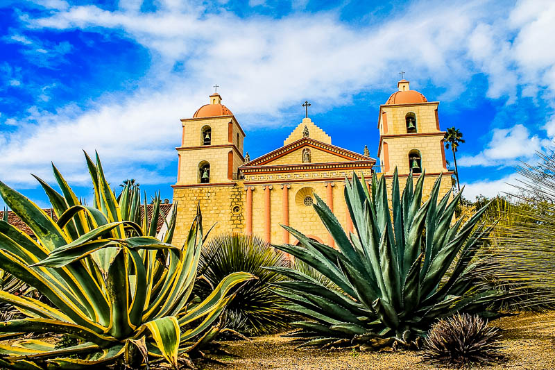 Santa Barbara is one of the top destinations for daycation