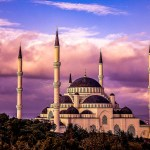 Grand Mosque in Istanbul