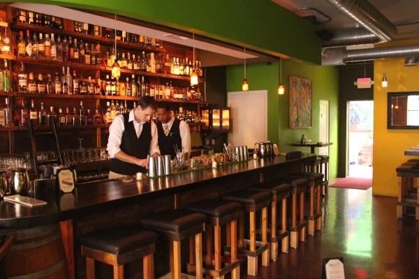 The Breadfruit cocktail bar in Phoenix Arizona