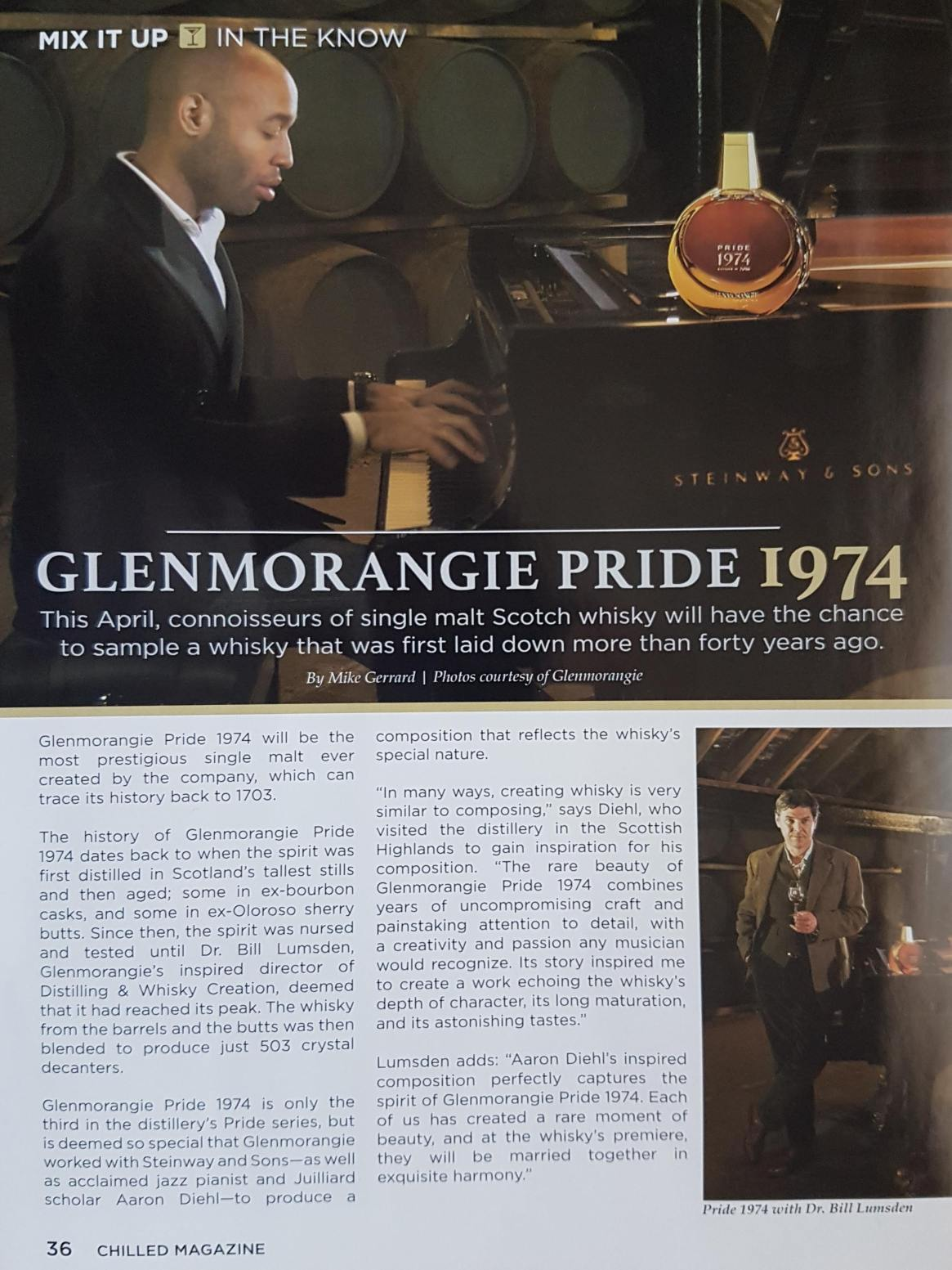 Vol 10 issue 2 Glenmorangie story