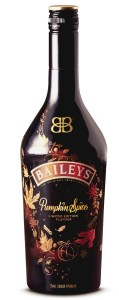 Baileys Pumpkin Spice Bottle