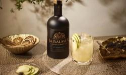Jaisalmer Indian Craft Gin bottle and cocktail