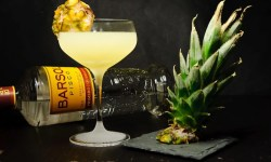 Barsol Pisco Pineapple cocktail