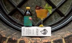 Dima's Bottled Cocktails: Pickled Gimlet