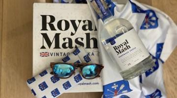 A Bottle of Royal Mash Vintage Vodka