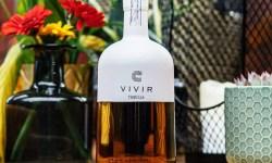 VIVIR Tequila Reposado bottle