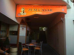 Pizzeria Zum Casar