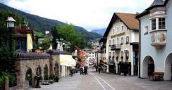 شوارع بلدة أورتيساي القديمة