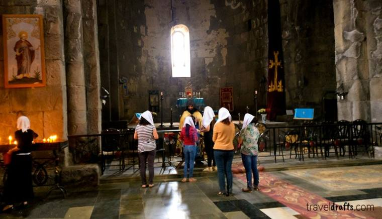 Armenia and the locals