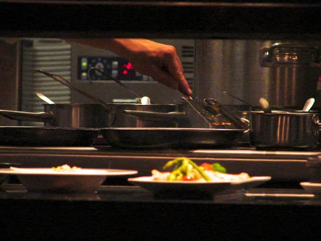 la rochelle restaurants where cooking