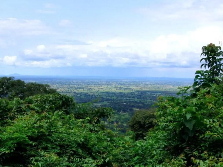 Udzungwa Mountains National Park in Tanzania