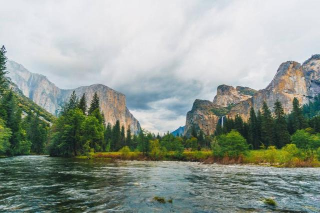 Day Trip to Yosemite Valley