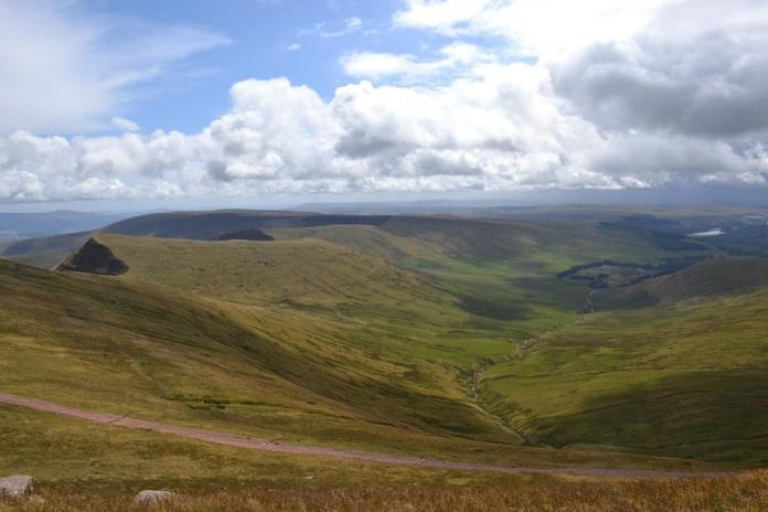 The Taff Trail - Cycle Brecon to Cardiff