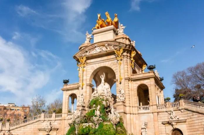 Ciutadella park, Barcelona (pexels)