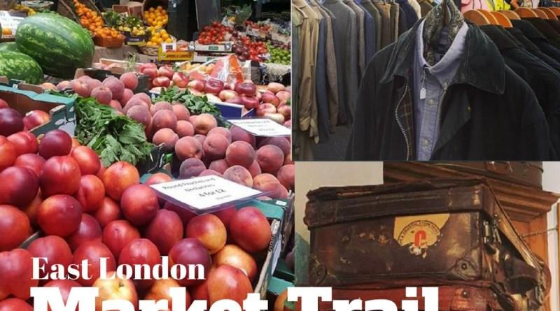 East London Market Trail