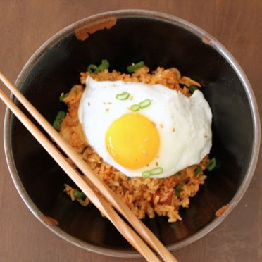 Korean Fried Rice