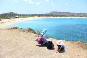 travel ke lombok murah 4 hari 3 malam nanggu bumbangku tanjung aan