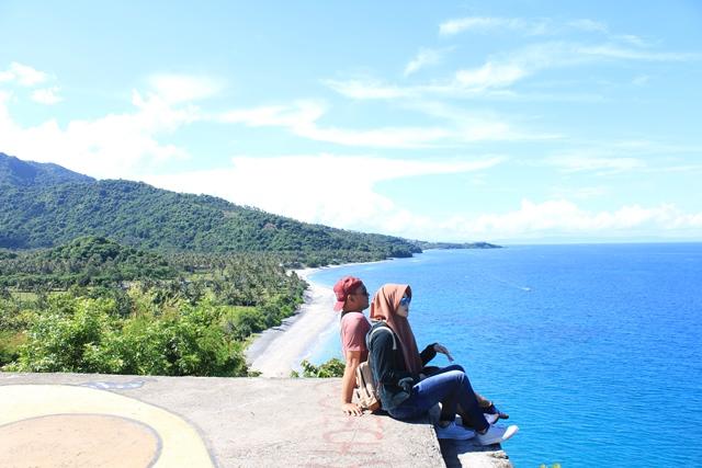 wisata Vila Hantu Lombok