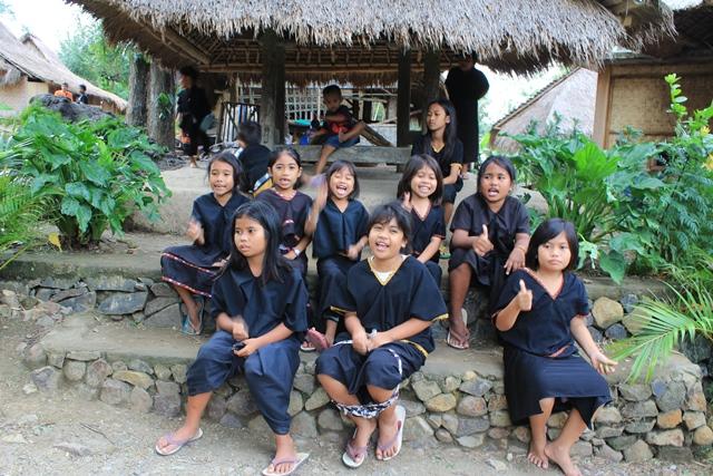 wisata budaya di Desa Ende