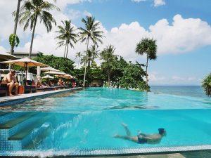 Hotel Katamaran Lombok Senggigi