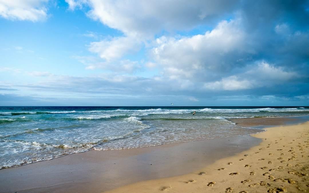 Beaches of Morro Jable