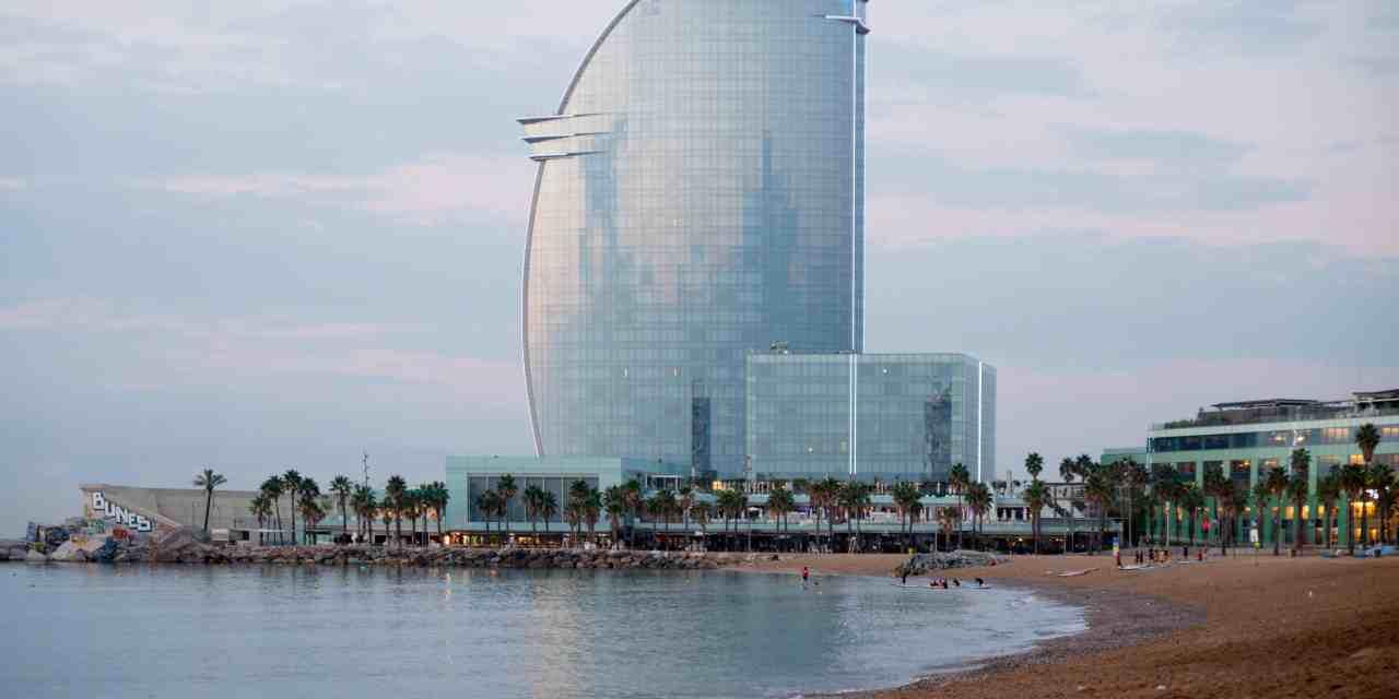 Barcelona Platja II