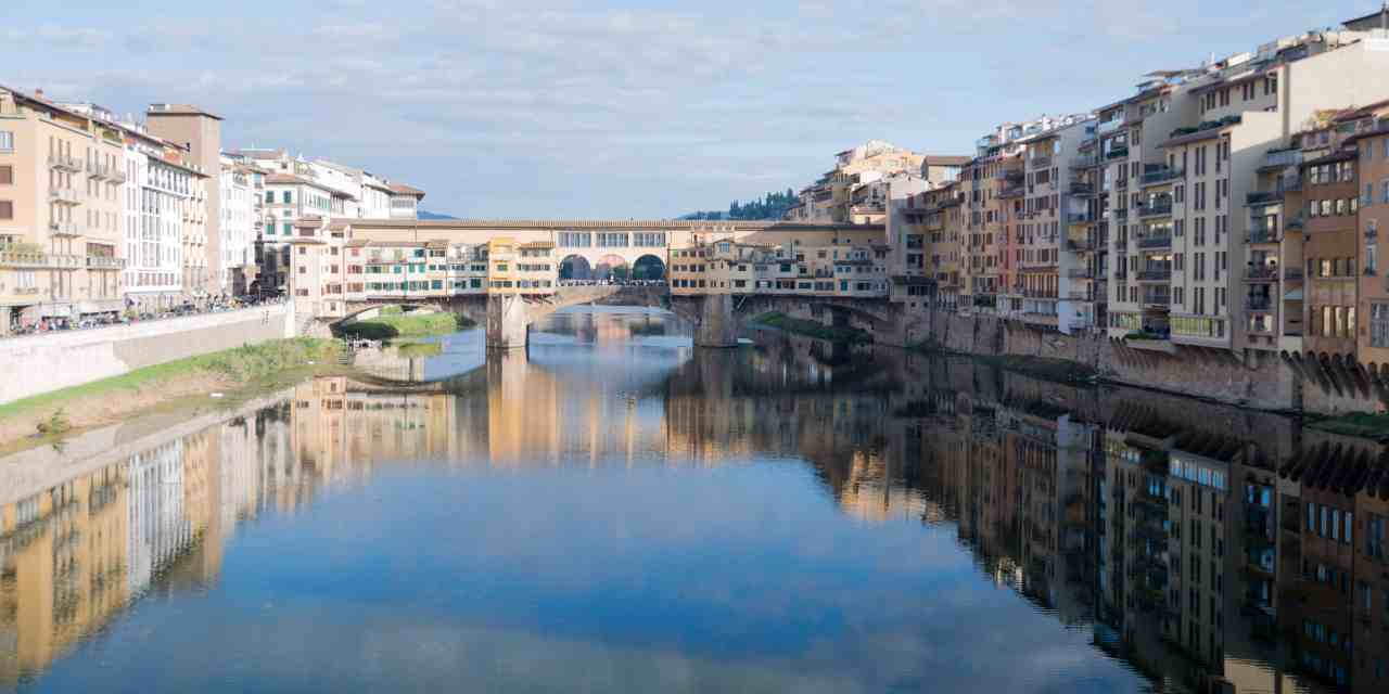 Visiting Florence Italy