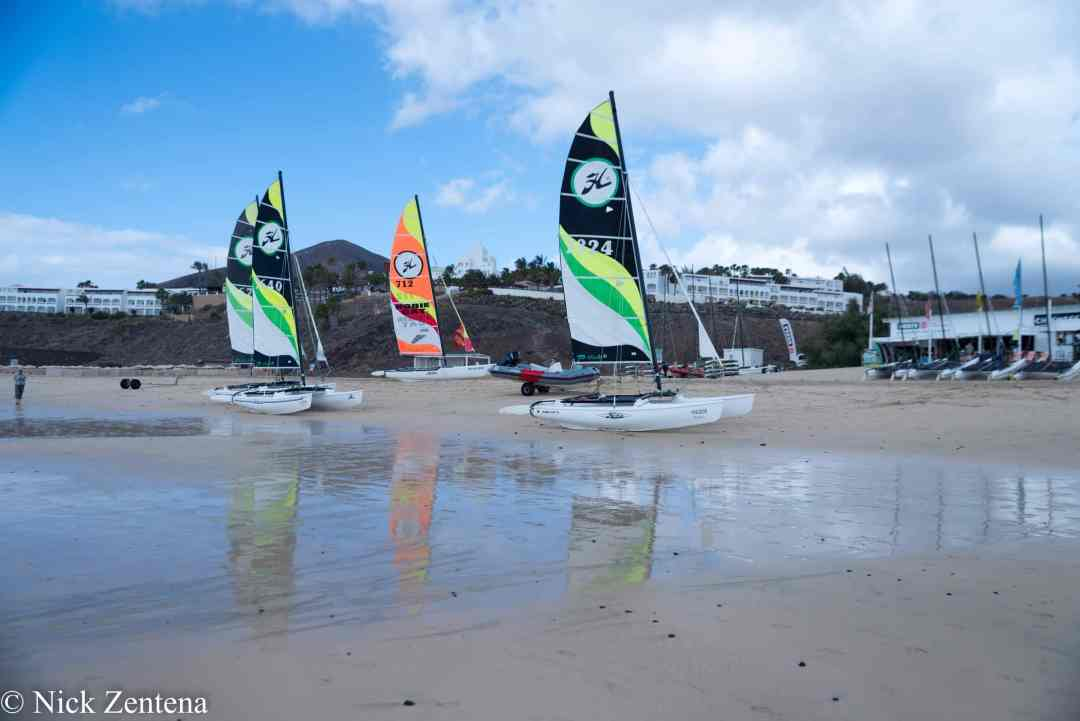 Hobie Cats Playa de Caretta Morro Jable