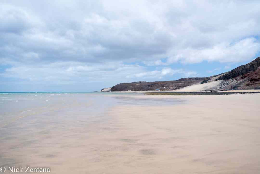Playa Mal Nombe Morro Jable Fuerteventura