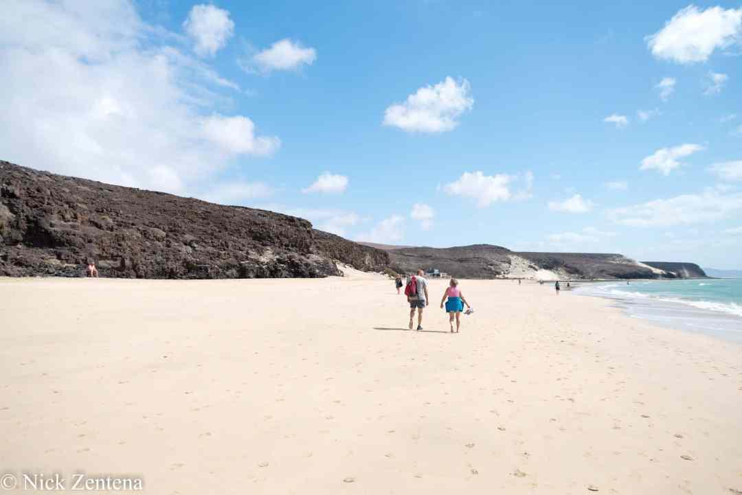 Playa Tierra Dorada Morro Jable V