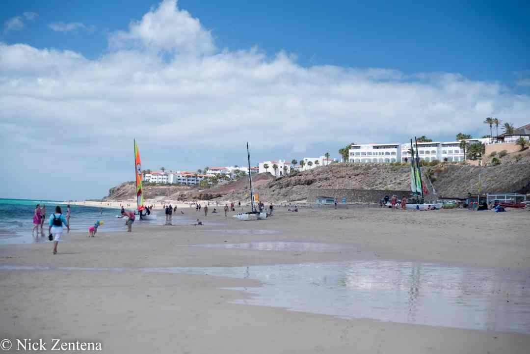 Playa de Carretta Morro Jable IV