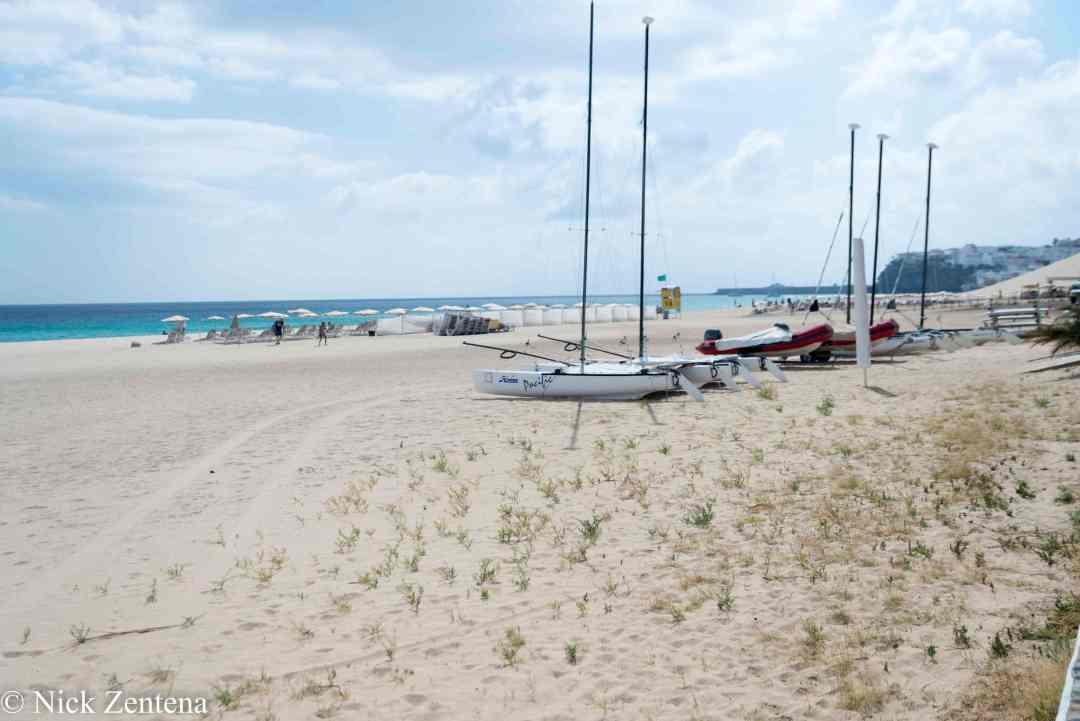 Playa de la Cebada III
