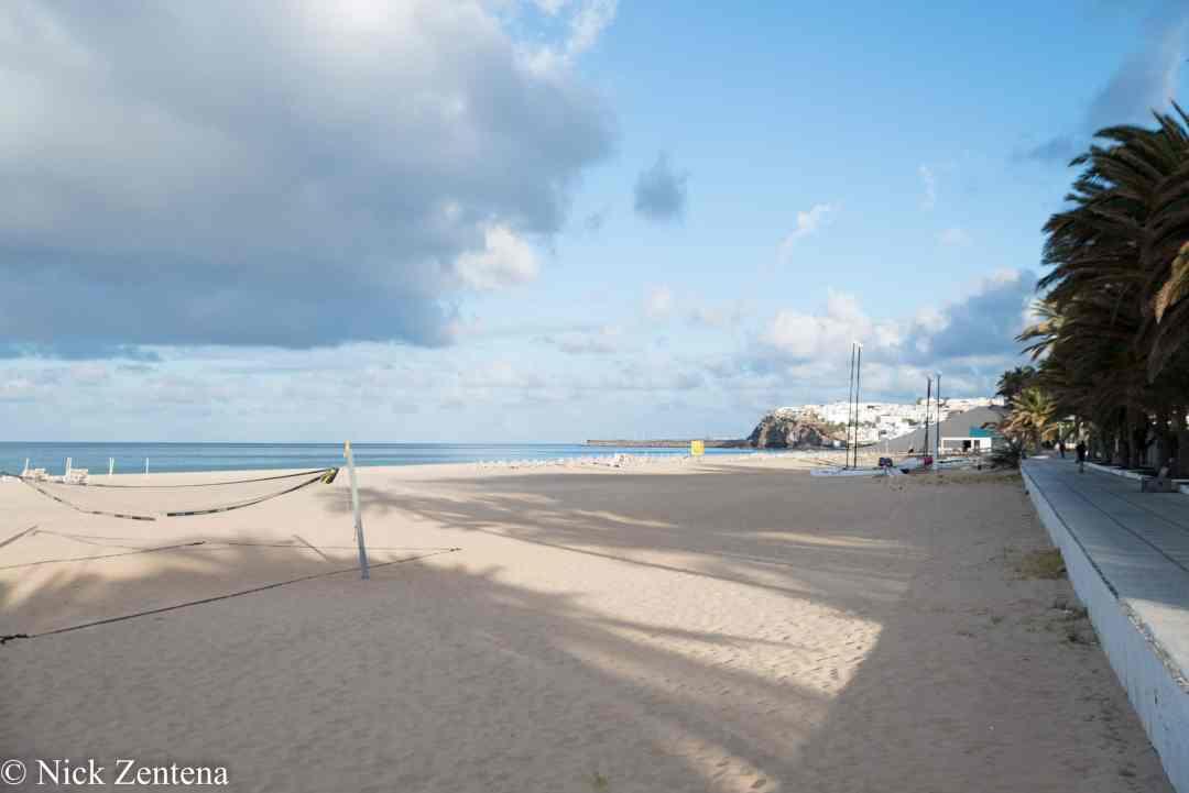 Playa de la Cebada