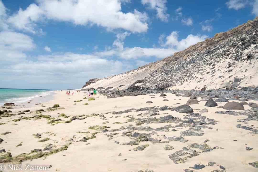 South of Playa Tierra Dorada