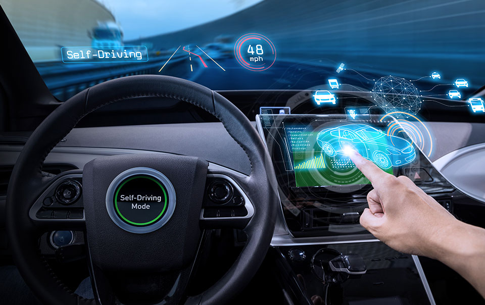 High Tech Cars Whats New In Car Safety Features