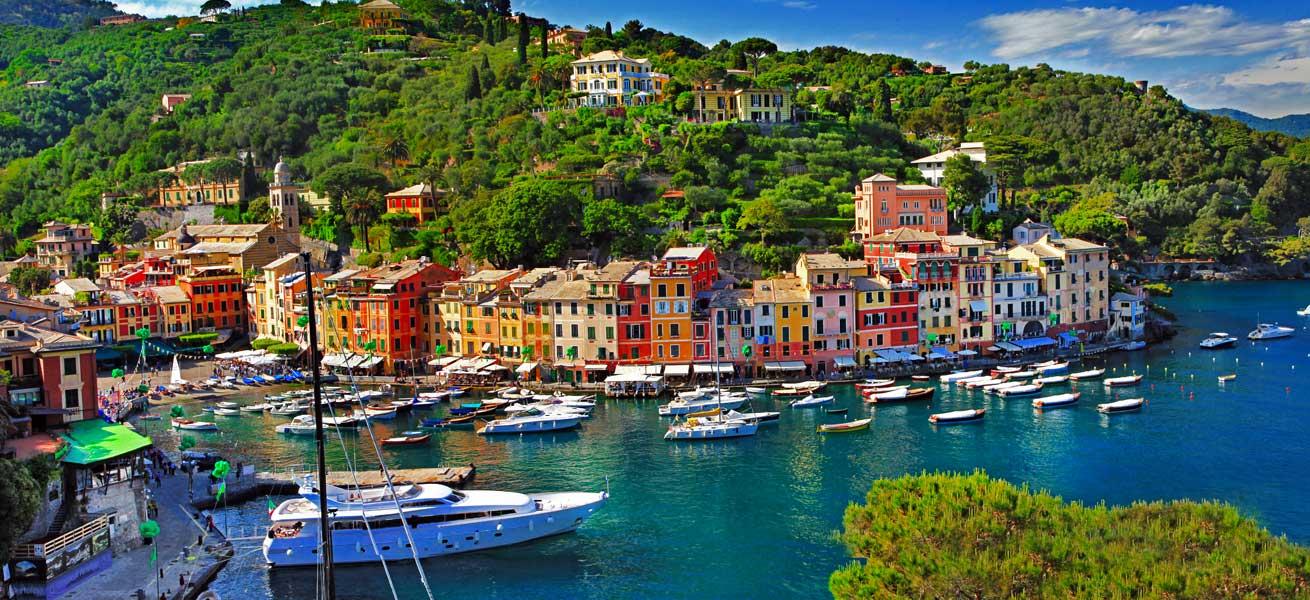 Visiting Camogli Portofino And The Italian Riviera