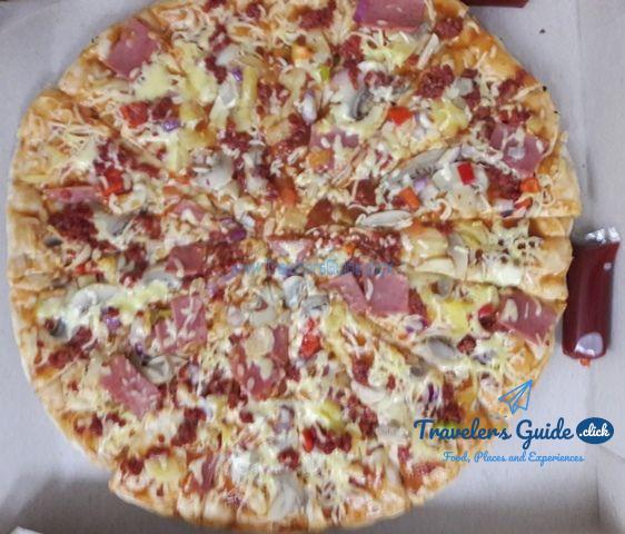 Super Nikkoy Nikkoy's Pizza in Sagay City