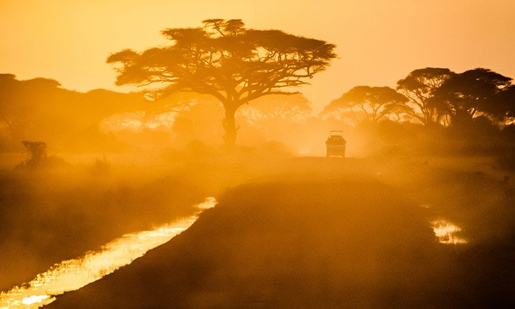 Kenya Safaris & Tours Destinations - Amboseli National Park