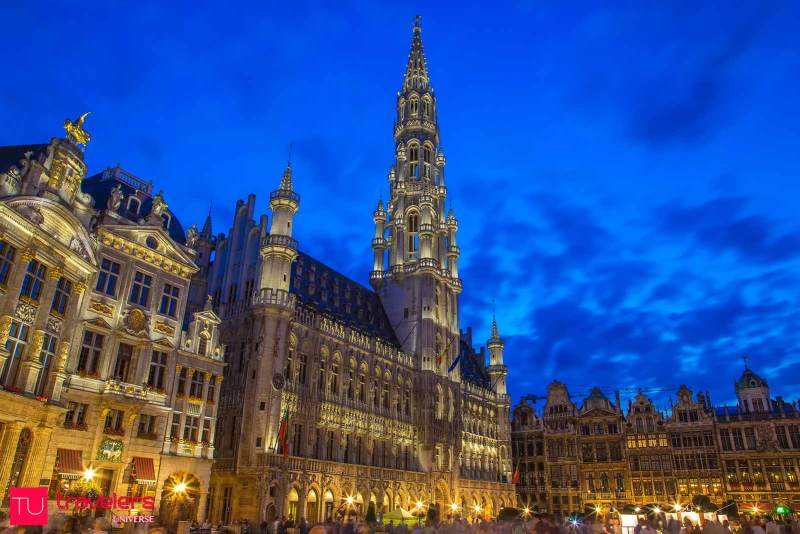 Things to Do in Brussels. Top 10 Sights and Attractions