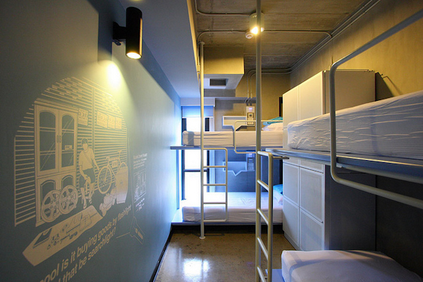 hostels 2 10 hip hostels around the world