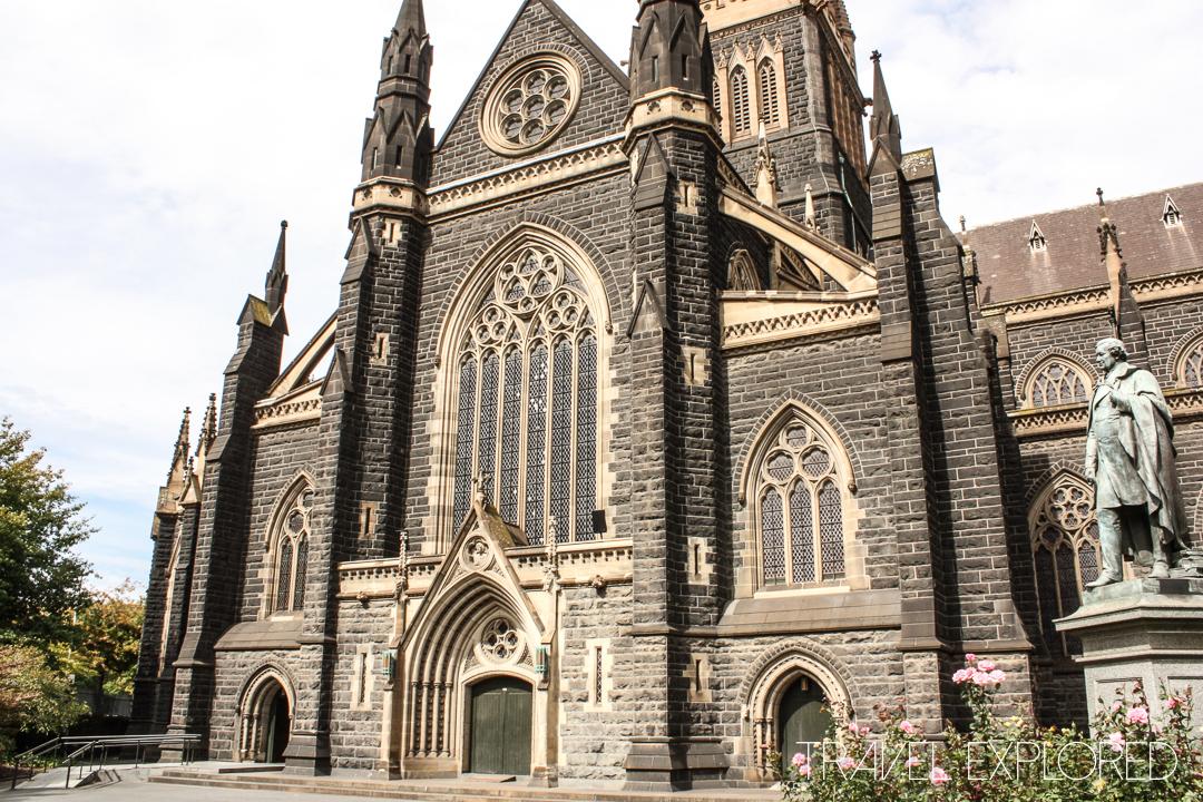 Melbourne - St Patricks Cathedral