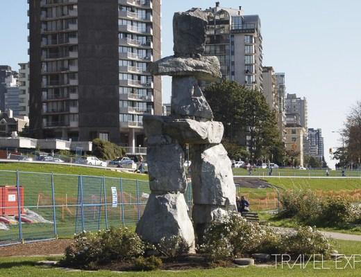 Vancouver - Art - Inuk Shuk