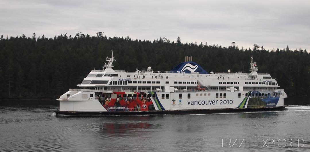 Vancouver - Victoria Ferry