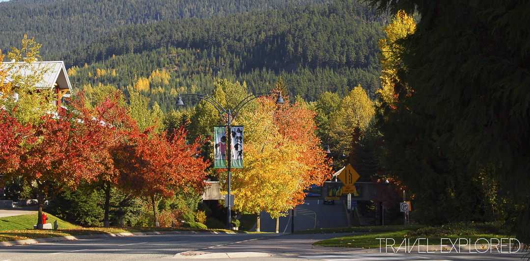 The Colours of Whistler