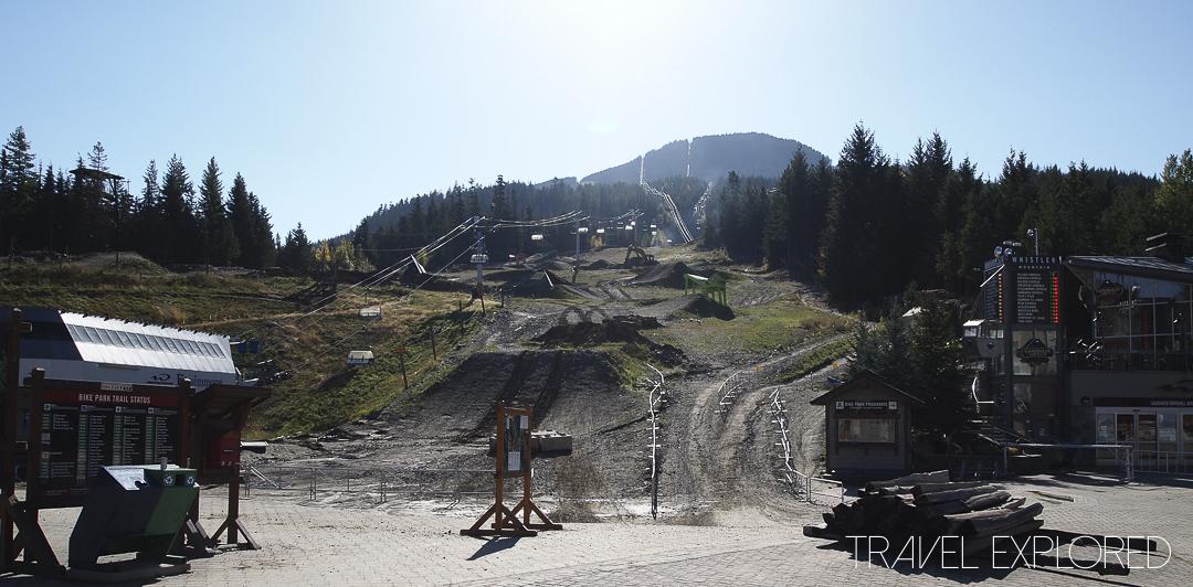 Whistler - Downhill Run
