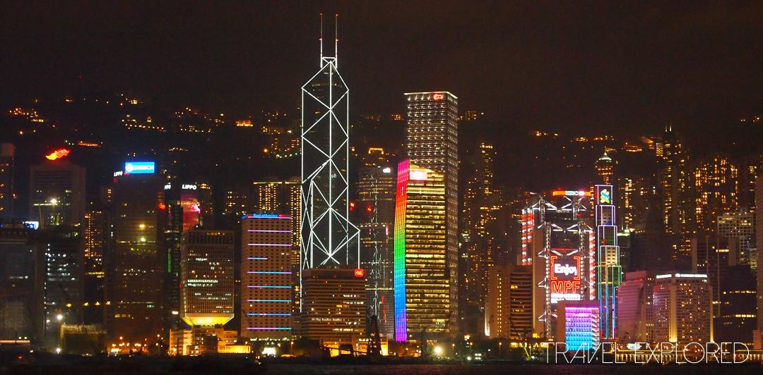 Hong Kong - Symphony of Lights