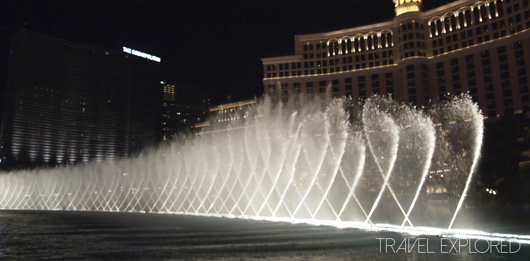 Las Vegas - Bellagio Fountain