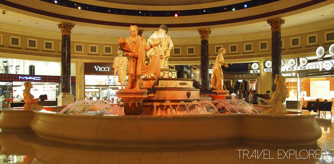 Las Vegas - The Forum Shops at Ceasers Palace