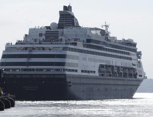 MS Statendam San Diego Sailaway
