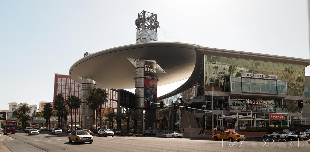 Las Vegas - Fashion Show Mall